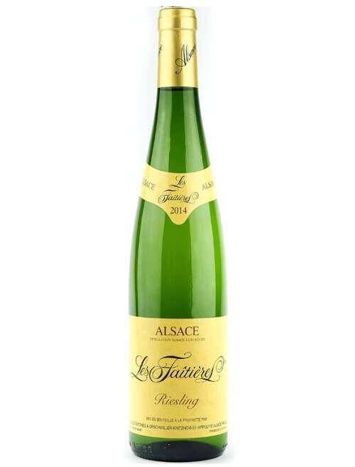 Les Faîtières Riesling Alsace