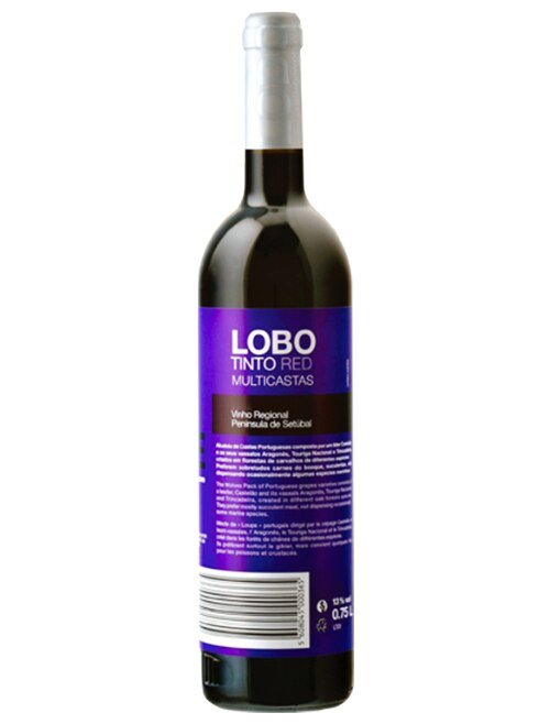 Lobo Tinto Red - Portugal