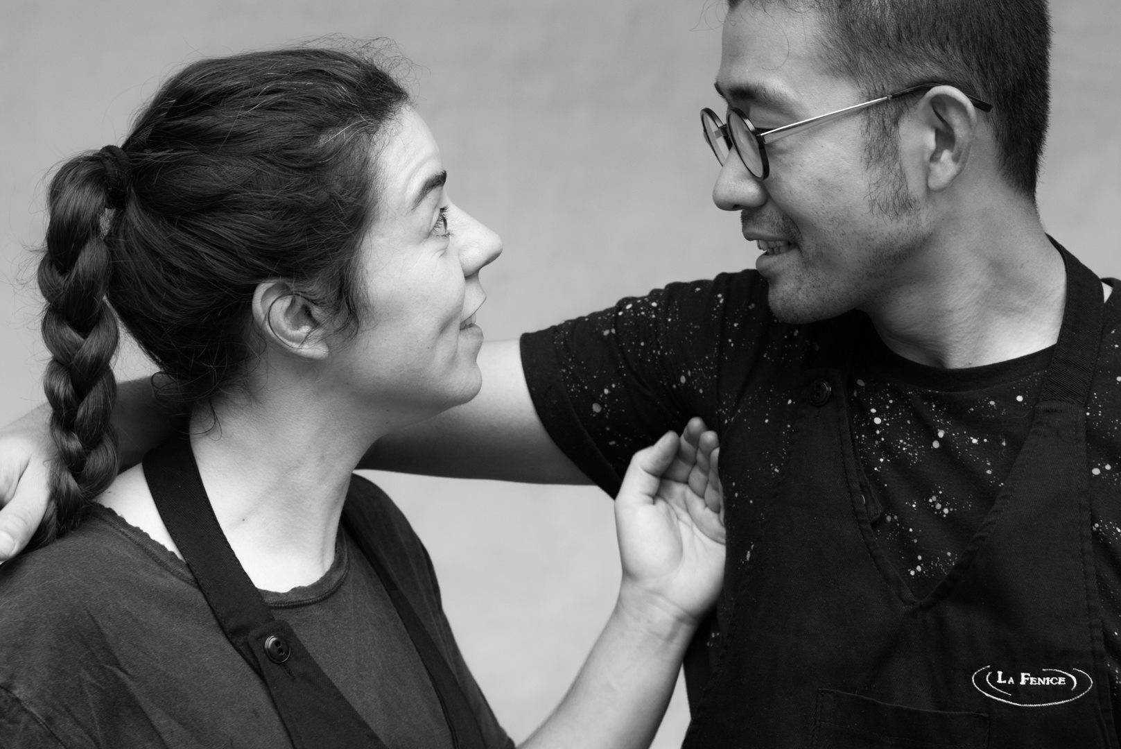 Zijun Meng and Ana Goncalves from TĀ TĀ EATERY