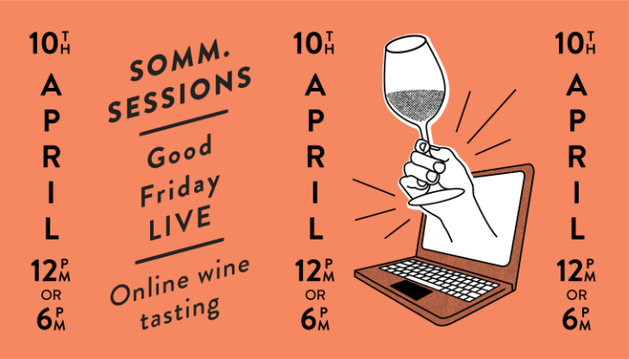 Somm. Sessions – Good Friday Live