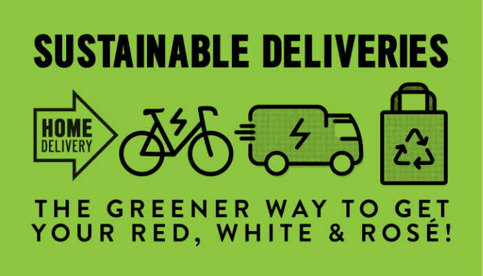 Sustainable Deliveries